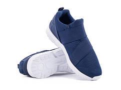 Кроссовки подростковые синие