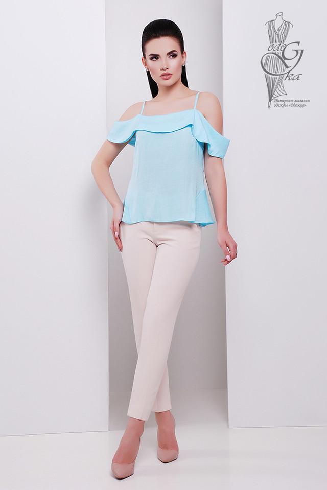 Подобные товары-3 Блузки с открытыми плечами Медея