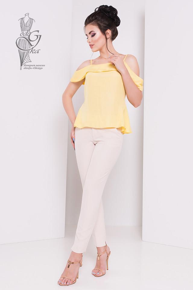 Подобные товары-6 Блузки с открытыми плечами Медея