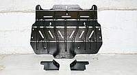 Защита картера двигателя и кпп, радиатора Toyota 4Runner (Тойота 4Раннер) 2009- с установкой! Киев