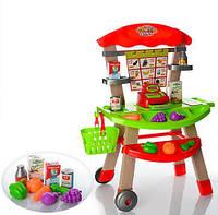 Игровой набор Супермаркет магазин 661-82
