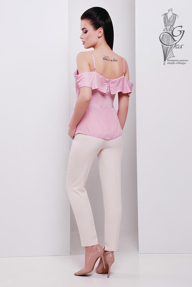 Фото-1 Блузки с открытыми плечами Медея