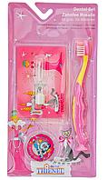 Дитячий набір для догляду за зубами, арт.20122