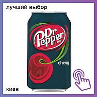 Напиток Dr. Pepper Cherry Доктор Пепер Вишня USA