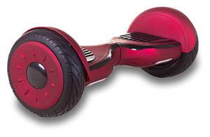 "Гироскутер Smart Balance All Road 10,5"" дюймов Red-black (матовый)"