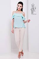 Блузка с открытыми плечами Медея-1