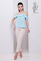 Блузка с открытыми плечами Медея-3