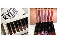 Набор жидких матовых помад Kylie Jenner Birthday Edition 6 штук