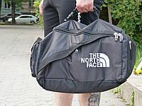 Спортивна cумка The Norh Face. Живое фото
