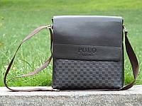 Мужская сумка Polo Videng. Топ качество. Живое фото