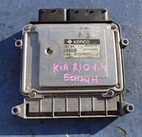Блок управления двигателем ( ЭБУ )KiaRio 1.4 16V2006-2011Kefico 3911026CF0, 9030930912A1, GJB-644DFS3-5000