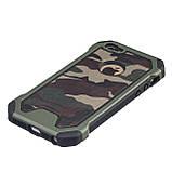 Протиударний бампер PRIMO для Apple iPhone 5 / 5S - Green Camouflage, фото 2