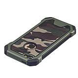 Протиударний бампер PRIMO для Apple iPhone 5 / 5S - Green Camouflage, фото 4