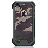 Протиударний бампер PRIMO для Apple iPhone 5 / 5S - Green Camouflage, фото 6