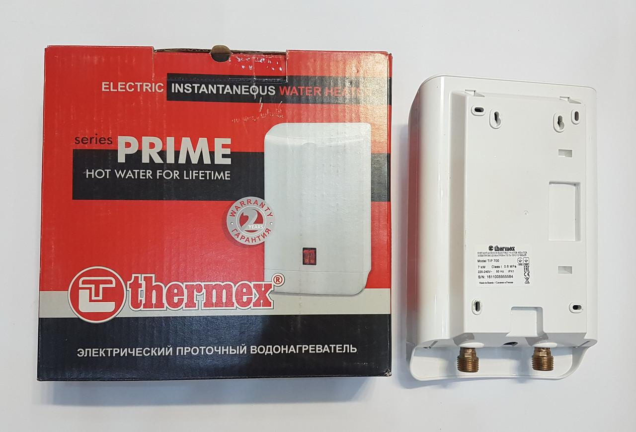 Проточный водонагреватель Termex 7 кВт