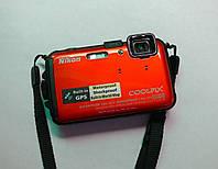 Фотоаппарат Nikon Coolpix AW100