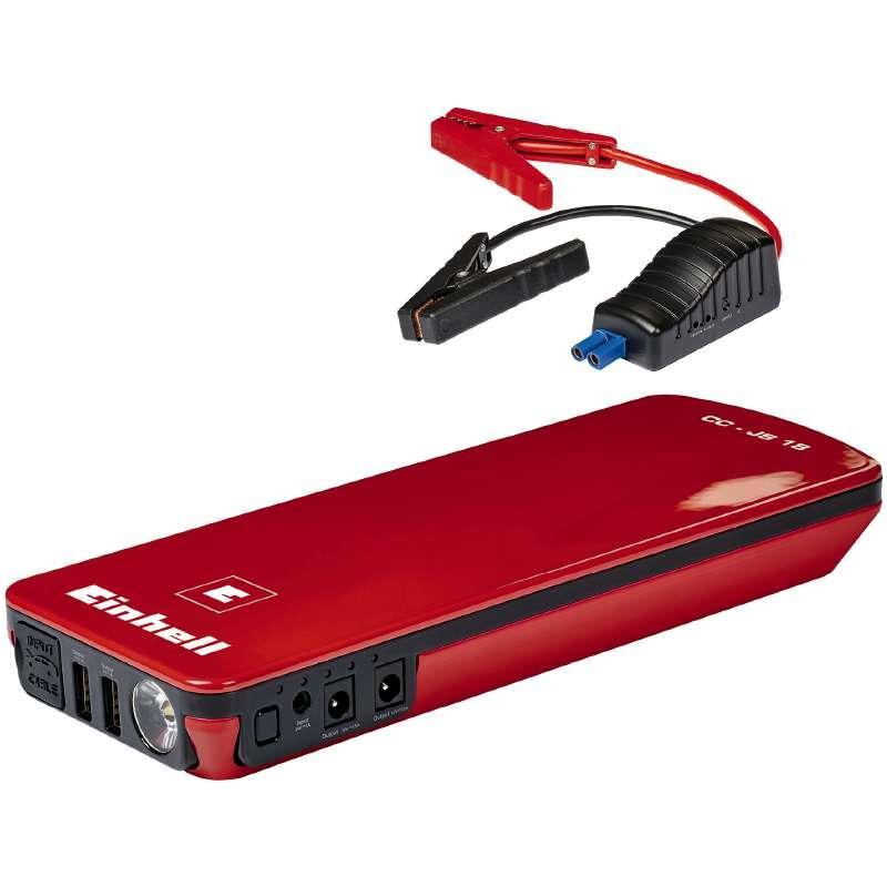Пусковое зарядное устройство Einhell CC-JS 18