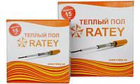 Теплый пол Ratey кабель 0,16 кВт 11м одножильный