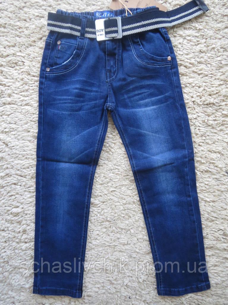 Осенние  джинсы для мальчиков  с Венгрии оптом , размер 116-146, фирма KeYiQi