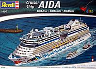 Сборная модель Revell Корабль AIDAdiva 1:400 (05200)