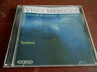 Vince Mendoza Epiphany (Abercrombie/Brecker/Lovano...) CD б/у