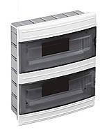 Щиток электрический на 24 модуля FUSE BOX-R-24