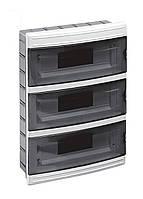 Щиток электрический на 36 модулей FUSE BOX-R-36, фото 1