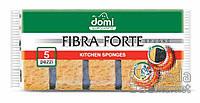 Губки кухонные увеличены 5шт / уп Domi