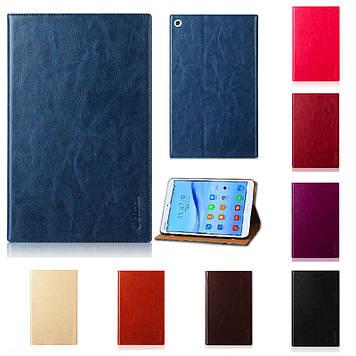 """Huawei MediaPad T3 8.0 оригинальный кожаный чехол кошелёк из натуральной телячьей кожи на телефон """"CLASIC"""""""