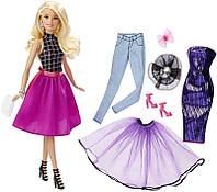 Кукла барби Модный Калейдоскоп блондинка Barbie Fashion Mix ´N Match Doll Blonde