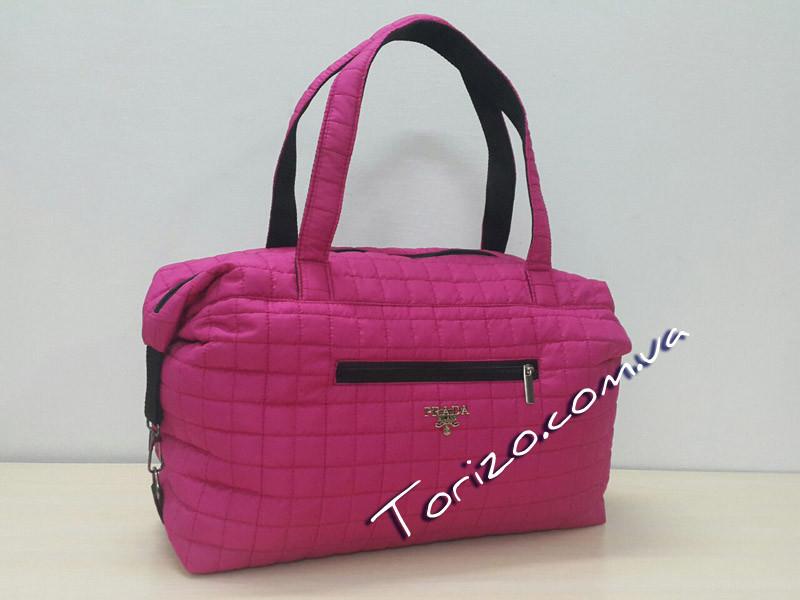 Стёганая женская сумка спортивная - Torizo в Одессе