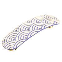 "Заколка для волос KOSMART ""Shimmering Violet"" с кристаллами Swarovski KADH1106319"