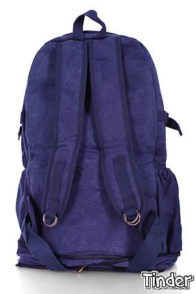 Джинсовый рюкзак 0506, фото 2