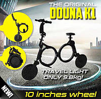 Складной электро-велосипед DOUNA K1 оригинал