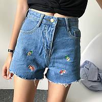Шорты джинсовые W45