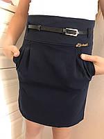 Школьная юбка.Размеры 134-164. 146