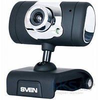 WEB-камера Sven IC-525 Black