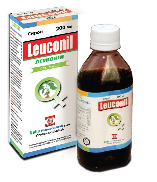 Леуконил - для жіночого здоров'я