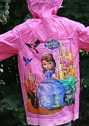 Дощовик дтский для дівчаток Sofia the First Принцеса Софія 17-801-3 розмір уточнювати