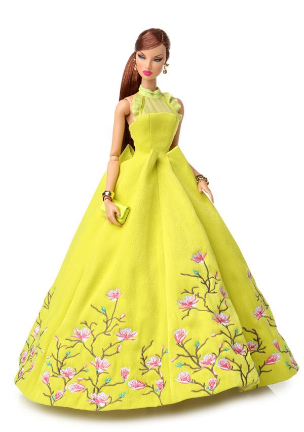 Коллекционная кукла Integrity Toys Ruffles and Blooms Eugenia Perrin