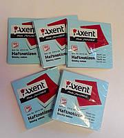 Бумага для записи с липким слоем 75*75 100 л. 07920 голубая 10622Пр Axent Германия