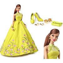 Коллекционная кукла Integrity Toys Ruffles and Blooms Eugenia Perrin, фото 4