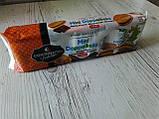 Бісквітне печиво Mini Doppelkeks з шоколадною начинкою , 225г, фото 3
