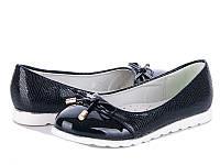 Модные туфли для девочек от фирмы Waldem(31-36)