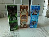 Шоколадные палочки Chocola Schokoladen Sticks (с мятной начинкой), 125 гр, фото 3