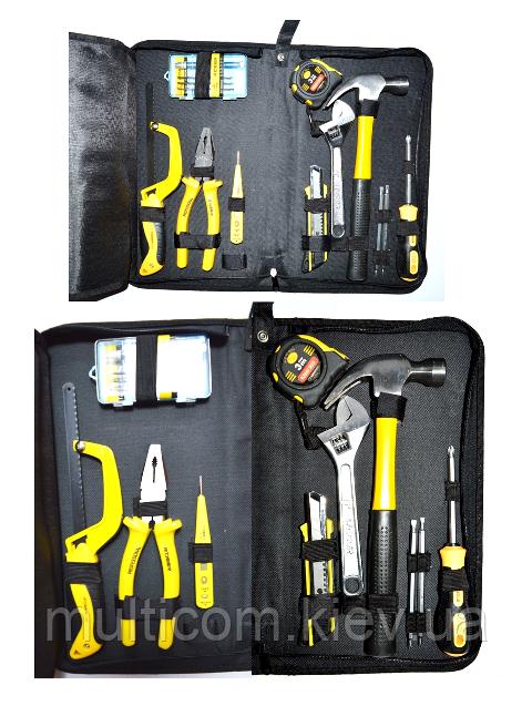 12-09-102. Набор инструментов 16 предметов, в пенале, R'Deer, RTA-16