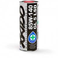 Трансмісійне масло XADO Atomic Oil 85W-140 GL 5 LSD 1л