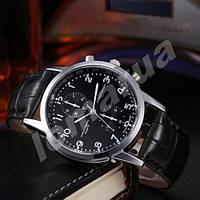 Мужские кварцевые часы дизайн IWC SCHAFFHAUSEN