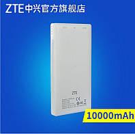 ZTE P100 10000 mAh - недорогой и надежный power bank для повседневного использования