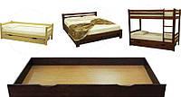 Выездной ящик для кроватей мебельной фабрики Скиф